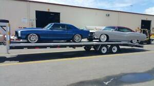 Two Car 5th Wheel Car Transporter Clontarf Redcliffe Area Preview