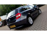 BMW 1 SERIES 118i AUTO 2.0 LOW MILEAGE 5 DOOR ALLOYS FULL SERVICE HISTORY PX