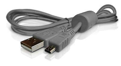 SAMSUNG DIGIMAX S1060 / S1065 / S1070 / SL30 / SL35 DIGITAL CAMERA USB CABLE segunda mano  Embacar hacia Spain