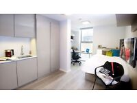 Luxury Student Flat - Disabled Room 26sqm
