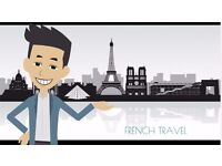 FREE FRENCH ONLINE CLASSES !