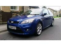 Ford focus 59 st2 not st3