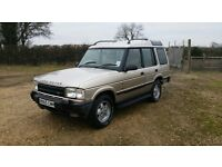 Land Rover discovery 50th anniversary 300 tdi 4x4 final edition not defender td5 Range Rover p38 4x4