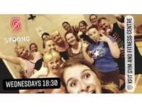STRONG by Zumba HIIT workout synced to music, classes in Solihull and Birmingham
