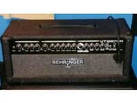 Behringer 100 Watt amp
