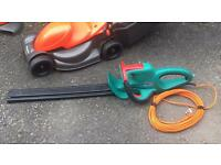Bosch hedge trimmer cutter