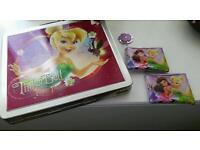 Disney pen set and purses