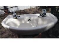 Sink, hand wash basin.