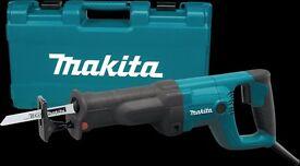 Brand new in case Makita 11-Amp Reciprocating Saw (model JR3050TZ)