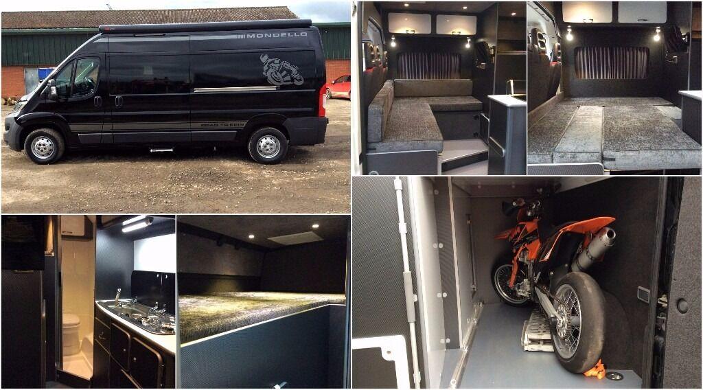 Citroen Relay 2014 Mondello Race Van Moto X Camper Van ...