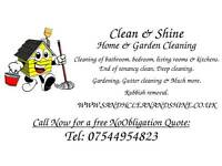 Home and Garden Cleaning service Birmingham