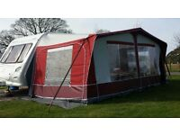 Dorema Daytona awning size 13 £295