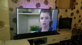 """""""65""""LED SMART UHD 4K TV NETFLIX YOUTUBE LOADED EXTRAS WITH BOX MANAULS LIKE NEW"""