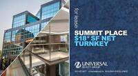 Summit Place - $18* SF NET TURNKEY!