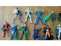 "Batman 6"" figures bundle"