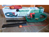 Qualcast Hedge Cutter, Fully Working Order, Ideal Small to Medium Hedges