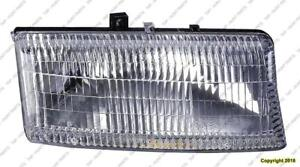 Head Lamp Passenger Side Without Bracket Dodge Durango 1998-2003