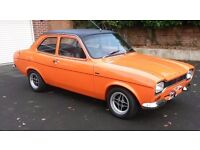 Ford Escort Mk1 1300E in showroom condition rarer than Mexico Rs2000 may PX