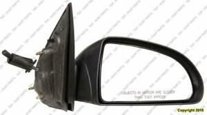 Door Mirror Manual Passenger Side Sedan PONTIAC G5 2005-2010