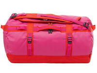 North Face Duffel Bag - Pink, Medium and Brand New
