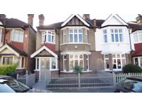4 Bedroom House With Private Garden, 2 Bathrooms, Unfurnished, Available Now, In Streatham