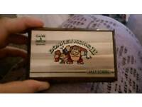 Donkey kong 2 Game and Watch