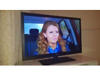 "LG 37"" Led Slim Full Hd 1080p tv 100hz Freeview HD hdmi excellent Conditio"