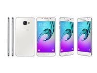 Samsung galaxy a3 (2016) model white unlocked