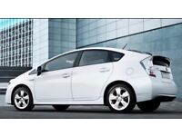 PCO CAR HIRE-RENT-HYBRID AUTOMATIC-TOYOTA PRIUS-PLUS - 8 SEATERS-MINIMUM DEPOSIT-SPECIAL OFFER