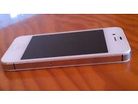 Iphone 4s white for sale