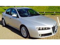 2007 Alfa Romeo 159 1.9L diesel saloon