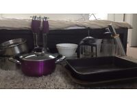 Kitchen items - Everything free