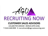 Customer Sales Advisors