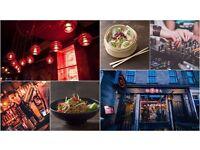 Sous Chef and Line Chefs for Bar Soba Edinburgh