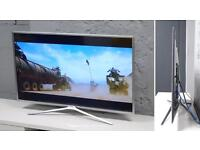 """New samsung 40"""" LED Tv BBC iplayer smart apps wi-fi enabled"""
