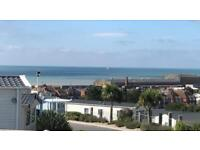 3 Bed Static Caravan for hire at Combe Haven, Hastings, East Sussex