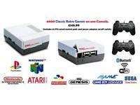 NES Style custom gaming console