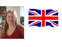 English (EFL) Tuition from experienced highly qualified, friendly tutor! Prices from £5 per lesson!