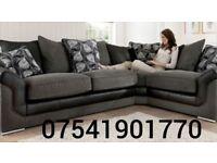 New sonia buscar corner sofa**Free delivery**
