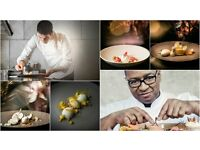 Pastry Commis Chef - Michelin Star Restaurant