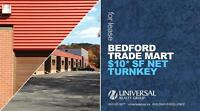 Bedford Trade Mart - $10* SF NET TURNKEY!