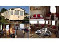 6 berth Static caravan to rent Richmond Caravan Park Skegness