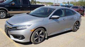 2017 Honda Civic Touring - Just arrived
