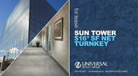 Sun Tower  - $16* SF NET TURNKEY!