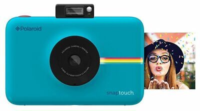 Polaroid Snap Touch Blue Print Digital Camera with LCD Display