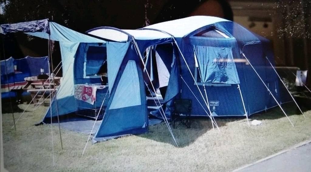 Vango aspen 500dlx 5 berth tent
