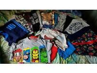 Mix boys 9-12yrs pyjamas