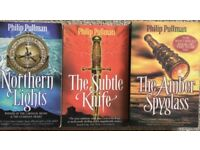 Philip Pullman's His Dark Materials trilogy