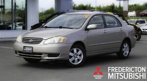 2003 Toyota Corolla LE! AUTO! AIR! ONLY $2,944!