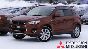 2015 Mitsubishi RVR SE LIMITED! 4X4! WARRANTY TO 2025!